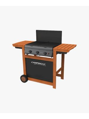 BARBECUE A GAS METANO E GPL ADELAIDE™ 3 WOODY DG