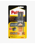 PATTEX POWER EPOSXY ACCIAIO LIQUIDO SIRINGA